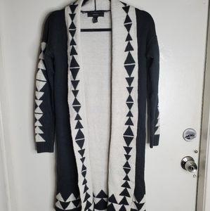 Forever 21 long cardigan